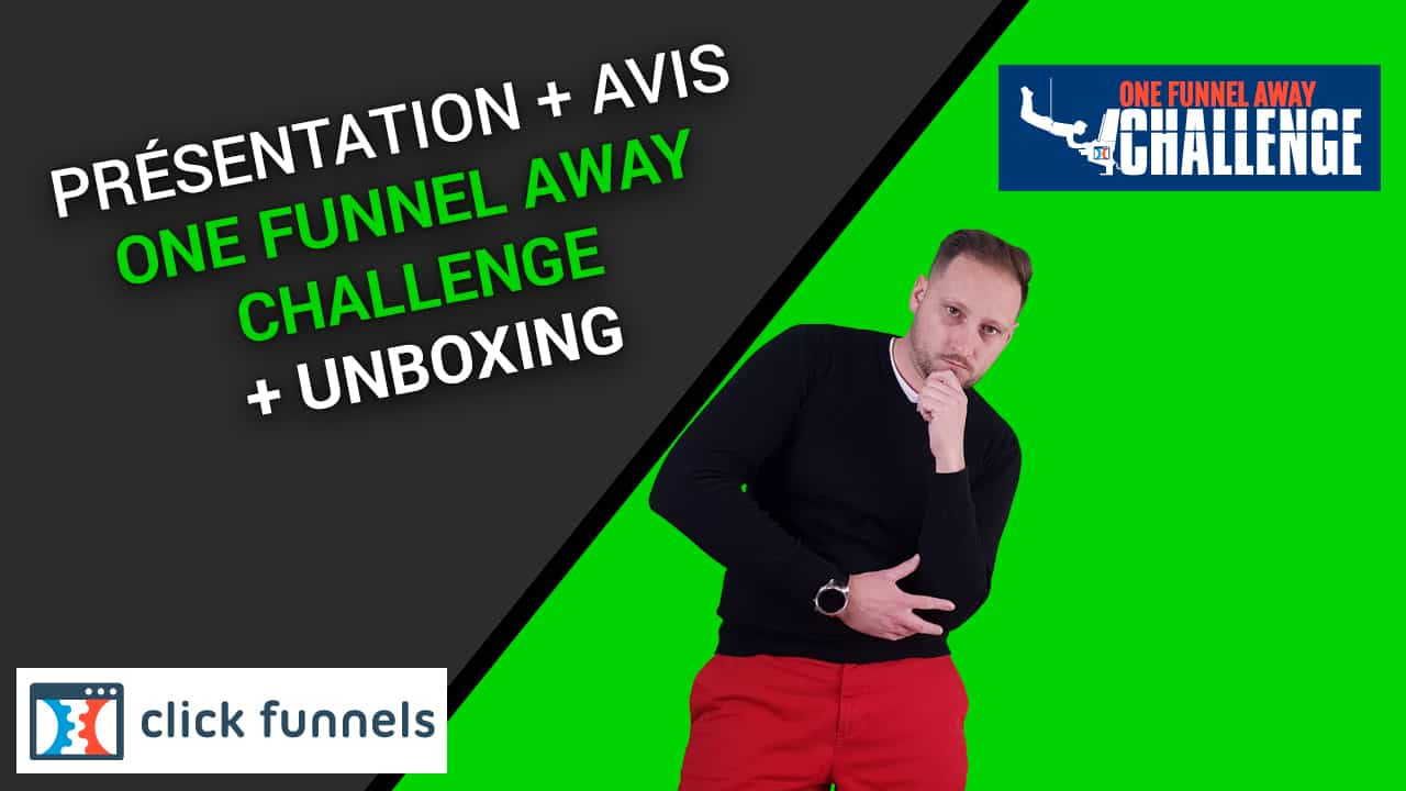 presentation one funnel away challenge